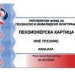 Preuzimanje penzionerskih kartica od 23.jula u Čačku, Milanovcu, Lučanima i Ivanjici
