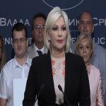 Mihajilovićeva uručila ugovore o sufinansiranju planskih dokumenata lokalnim samoupravama