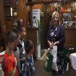 Zamenica predsednika opštine Milanovac uručila poklone mališanima u Pranjanima