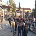 Požežani održali protest zbog predloga da se park Šuma Borjak pretvori u građevinsko zemljište