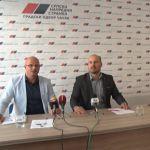 Parezanović i Trifunović: Snažna i nedvosmislena podrška Milunu Todoroviću