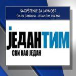 """Izborna komisija u opštini Lučani prihvatila listu odbornika GG ,,Jedan tim"""""""