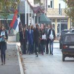 Savez za Srbiju predao izbornu listu u Lučanima