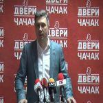 Obradović: Tražim od Policijske uprave u Kruševcu da objavi identitet napadača na Borka Stefanovića