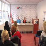 SNS u Čačku obeležio Međunarodni dan borbe protiv nasilja nad ženama