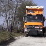Polovina radova na putnim pravcima u Milanovcu završena