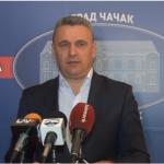 """Todorović: I dalje nema dokaza da ,,Sloboda"""" zagađuje Moravu"""