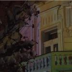 Video maping na hotelu Beograd u organizaciji češkog grada Valašske Mezeriči i Čačka