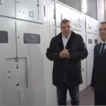 """Trafostanica ,,Hipodrom 35/10 kilovolti"""" u Industrijskoj zoni u Preljini puštena u rad"""