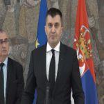 Đorđević: Broj radnika koji rade na crno za 17 posto manji nego u 2017. godini