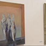 """Otvorena izložba ,,Čačani likovni stvaraoci"""" u salonu Doma kulture"""