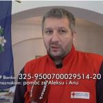Pomozimo Ani i Aleksi: pošalji 582 na broj 3030