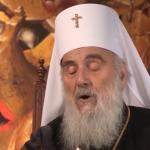 """,,Čuvajmo se teških i neoprezno izgovorenih reči"""" – poručio patrijarh Irinej u Božićnoj poslanici"""