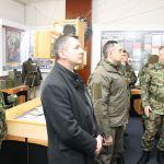 Aleksandar Vulin obišao Centar za obuku veze i informatike u Gornjem Milanovcu