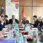Ministarka Mihajlović : Sve spremno za auto-put od Preljine do Požege