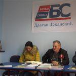 Bolja Srbija, Milanovac: Podrška protestima, da ili ne, znaćemo u aprilu