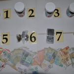 Kraljevačka policija pronašla drogu i veću količinu novca