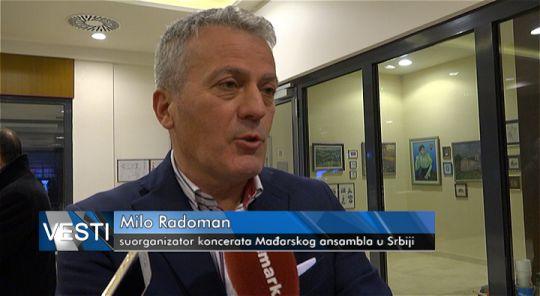 Milo Radoman