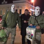 """Održan peti protest ,,1 od 5 miliona"""" u Čačku"""