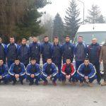 Kadeti BIP-a na pripremama u Kosjeriću