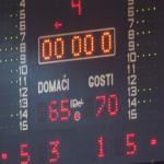 Juniori Borca poraženi na svom terenu od Partizana