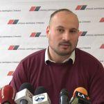 Parezanović o protestima: Broj prisutnih građana daleko manji, poruke organizatora besmislene