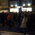 Na četvrtom protestu u Milanovcu okupilo se 200 građana