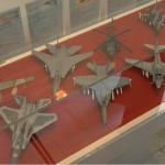"""Izložba maketa vojnih aviona ,,Da se ne zaboravi"""" otvorena u Narodnom muzeju u Čačku"""