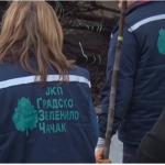 """Gorani Čačka započeli sadnju stabala u okviru projekta ,,Naša šuma, naša briga"""""""