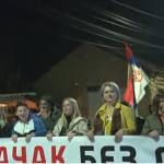 Imaju još dva meseca da odgovore na zahteve građana – poručio Siniša Kovačević na protestu u Čačku