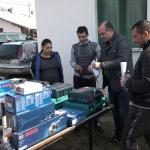 Uručena oprema za sakupljanje sekundarnih sirovina čačanskim Romima