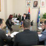 Dejan Kovačević razgovarao sa građanima Milanovca o njihovim problemima