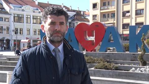 Milan Bojović, pomoćnik gradonačlenika za mesnu samoupravu i infrastrukturu
