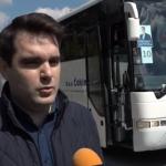 Više od 35 autobusa iz Čačka krenulo ka Beogradu na miting podrške Aleksandru Vučiću