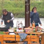 Čačani tradicionalno kraj Morave obeležili prvomajski praznik