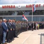 """Aerodrom ,,Morava"""" otvoren za civilni saobraćaj, na svečanosti državni vrh Srbije"""