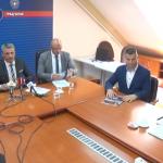 """Todorović: Puštanjem u rad aerodroma ,,Morava""""  i izgradnjom autoputeva, Čačak postaje regionalni centar"""