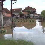 Deo teritorije Čačka pod vodom