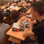 Regionalni centar za talente nagradio najbolje učenike u Čačku