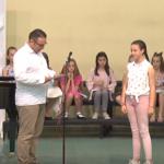 """Nagrađeni najbolji učenici Muzičke škole ,,Dr Vojislav Vučković"""""""