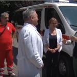 Hitna pomoć u Čačku dobila novo sanitetsko vozilo od Grada