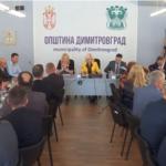 Zorana Mihajlović na sastanku sa načelnicima svih upravnih okruga iz Srbije o novom investicionom ciklusu