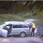 Video klopka komnunalnog preduzeća na čačanskom Spomen parku