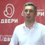 Obradović potvrdio bojkot izbora – sloboda medija ključan uslov demokratskih izbora